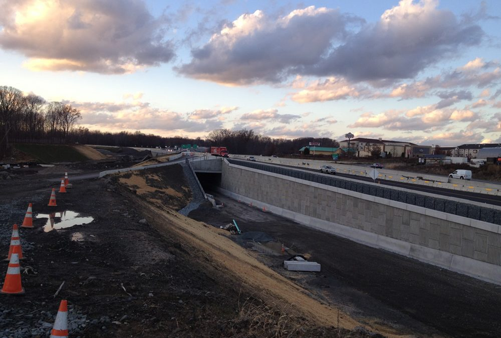 Route 17 at Exit 122 Reconstruction _ Contract 1
